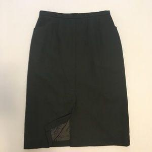 Size 10 Talbots wool pencil skirt